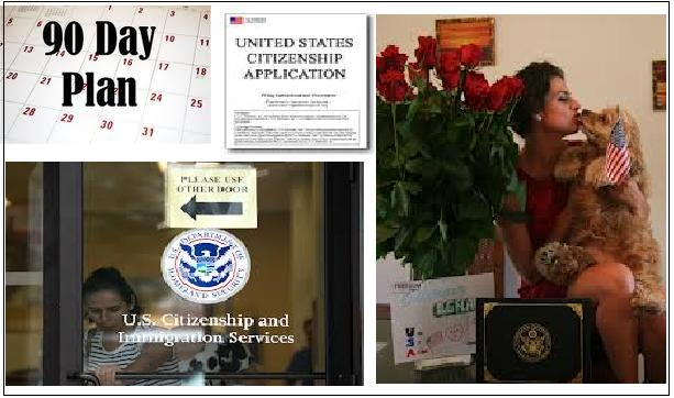 how to change address on citizenship application