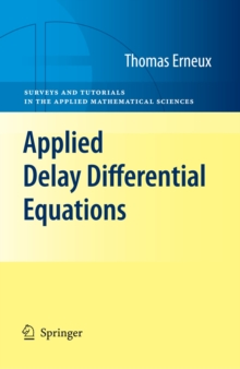 application of differential equation pdf