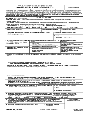 united states waiver application form