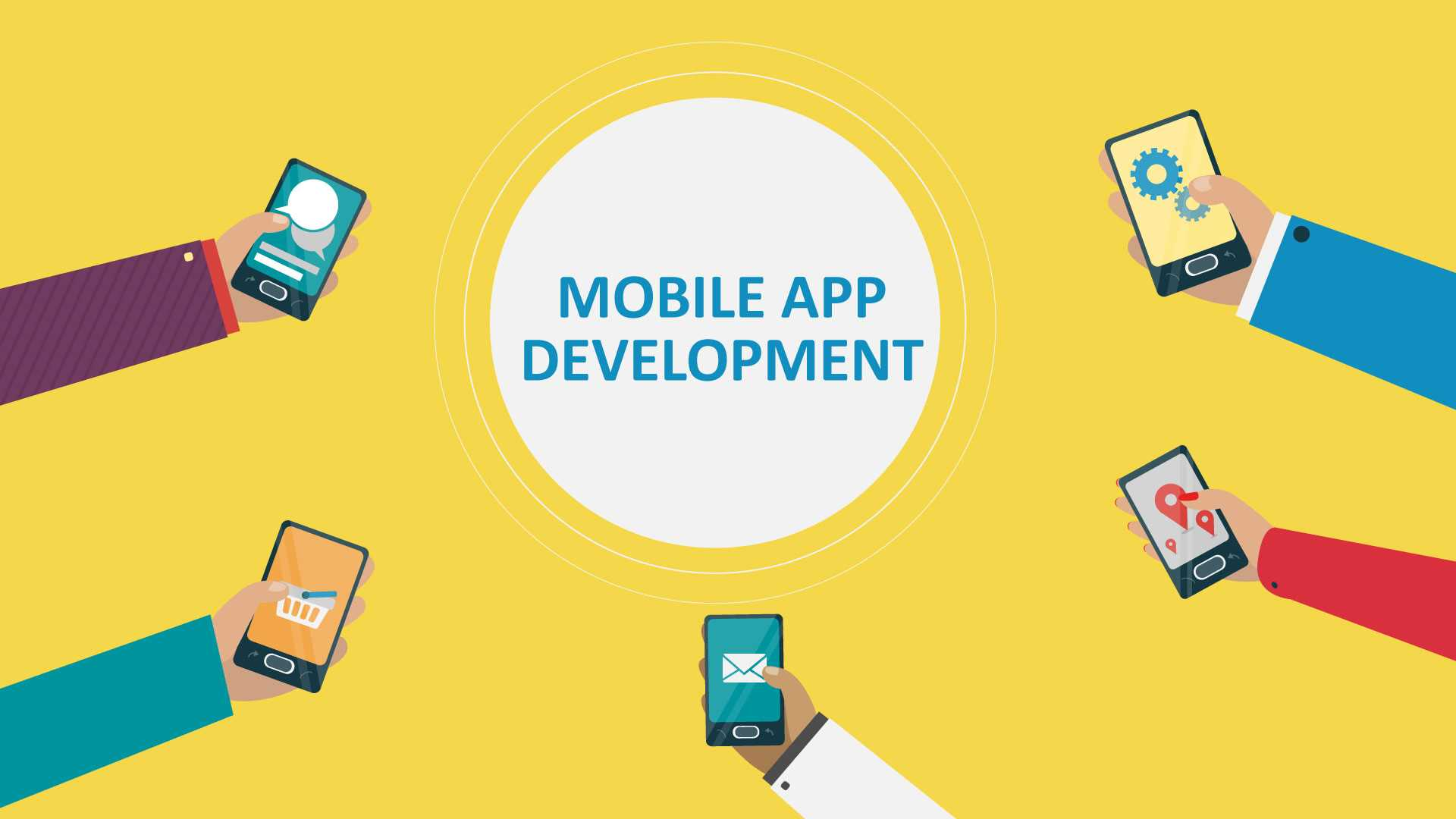 list of mobile application development companies in india