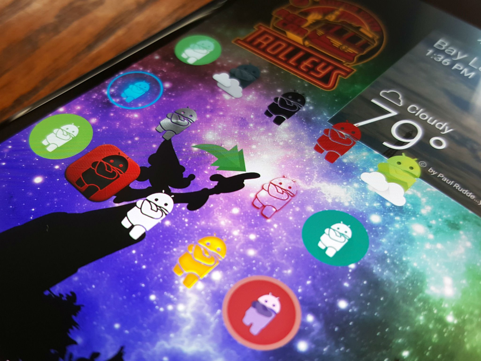 how to change icon in android application