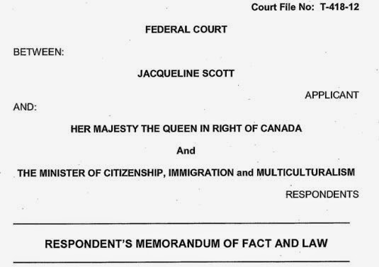 government of canada ei application