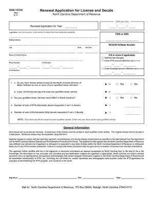 ifta license and decals application